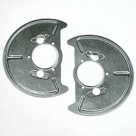 2 X Spritzbleche Ankerbleche Deckbleche Links Rechts Für Vorne Für Die Vorderachse Auto