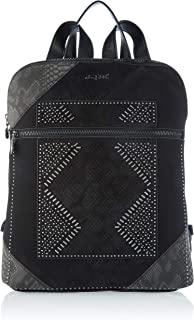 Desigual Accessories PU Backpack Medium, Mochila. para Mujer, Talla única