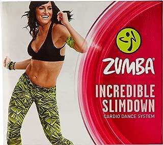 Zumba Fitness Incredible SLIMDOWN Cardio Dance System