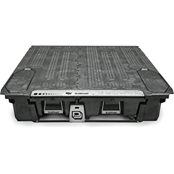 """DECKED Pickup Truck Storage System for Toyota Tacoma (2005-current) 5' 1"""" bed length"""
