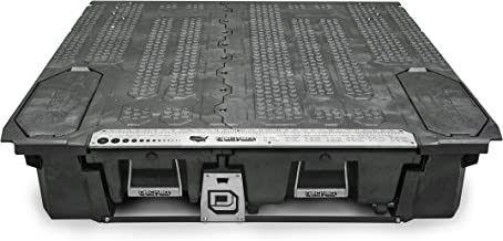 DECKED Jeep Truck Bed Storage System (Jeep Gladiator (2020-current) 5' Bed Length)