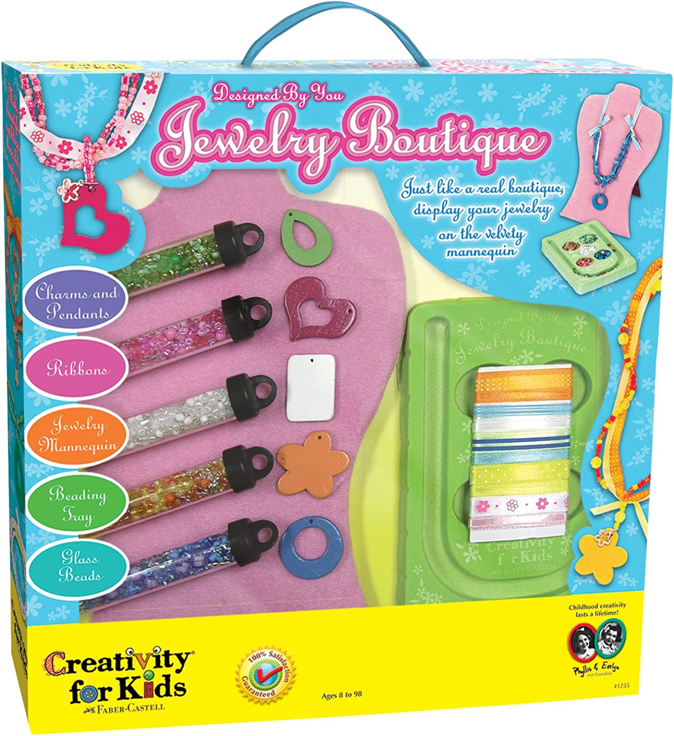 Creativity for for for Kids Design By You Jewerly Boutique B001ONKJKS | Elegante Und Stabile Verpackung  4a5b27