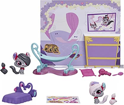 Littlest Pet Shop Bedroom Themed Style Pack Amazon Co Uk Toys Games