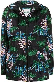 KENZO Luxury Fashion Womens FA52BL10658199 Black Outerwear Jacket |