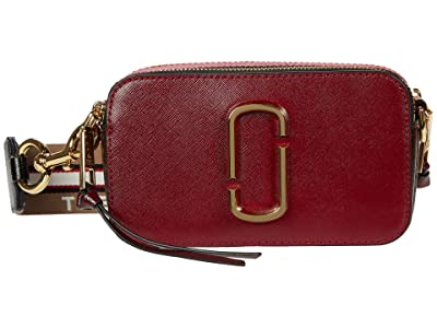 Marc Jacobs Snapshot (New Cranberry Multi) Handbags