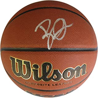 Baron Davis Autographed Basketball - UCLA Bruins NCAA COA Proof - Autographed Basketballs