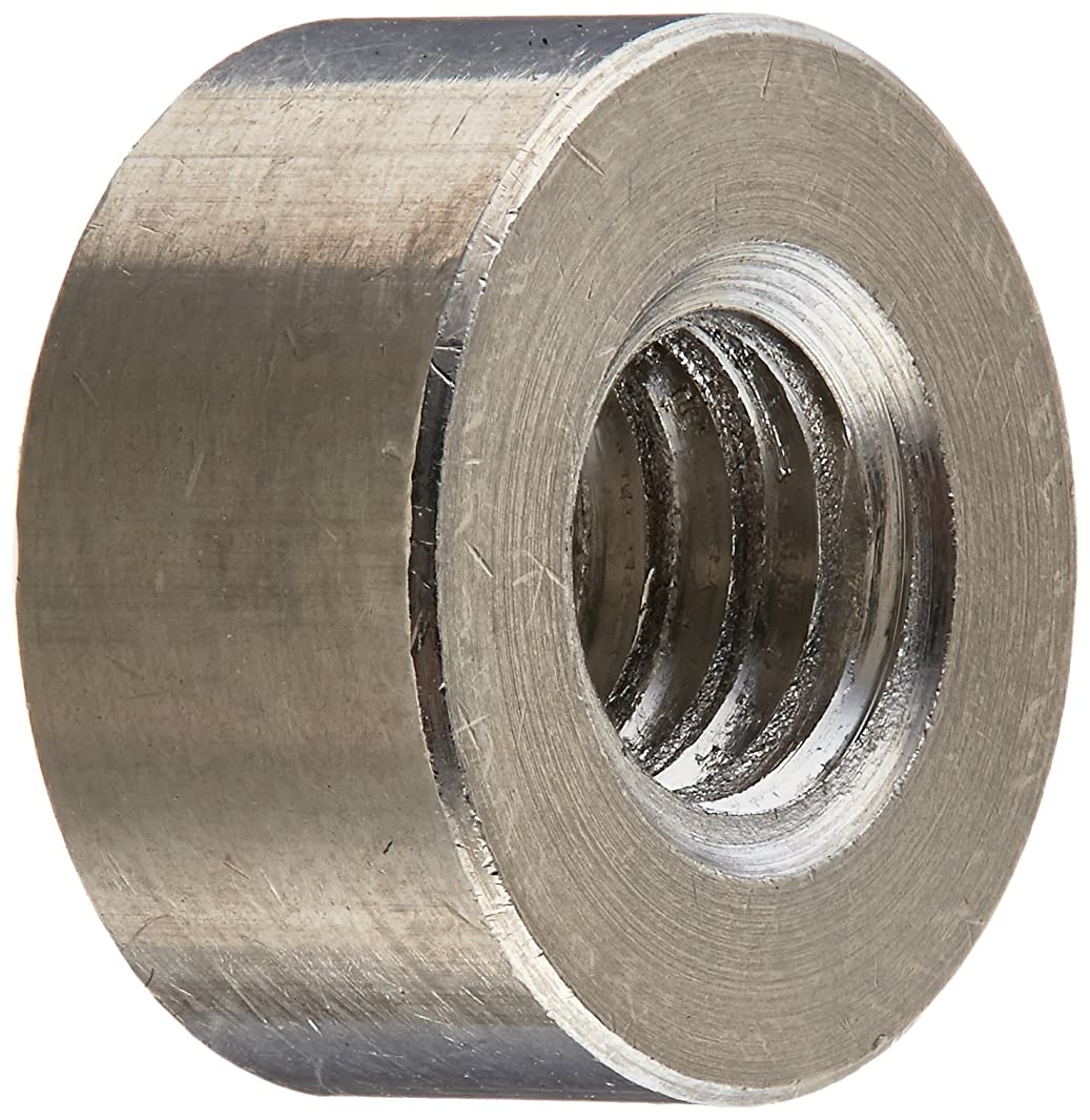 Round Standoff, Stainless Steel, Female, 1/4