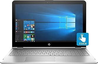 HP Envy 15.6 X360 2-in-1 Convertible Full HD IPS Touchscreen Laptop| Intel Core i5-7200U | 8GB RAM | 256GB SSD | Backlit K...