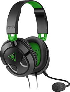 Turtle Beach - Ear Force Recon 50X Stereo Gaming Headset - Xbox One (compatible w/ Xbox One controller w/ 3.5mm Headset Ja...