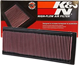 K&N engine air filter, washable and reusable:  1998-2015 Mercedes Benz V8 (G550, R500, S400 Hybrid, C300, G500, GL 450, GL 500, GL 550, S 500, and more select models) 33-2181