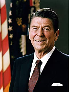 Official Portrait US President Ronald Reagan Photo Extra Large XL Wall Art Poster Print