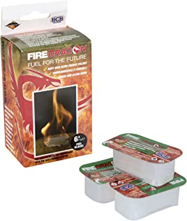 BCB ADVENTURE Fire Dragon Solid Fuel (6 x 27gm Tablets)