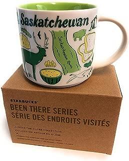 Starbucks SASKATCHEWAN Canada Been There Series Collection 14 oz Mug