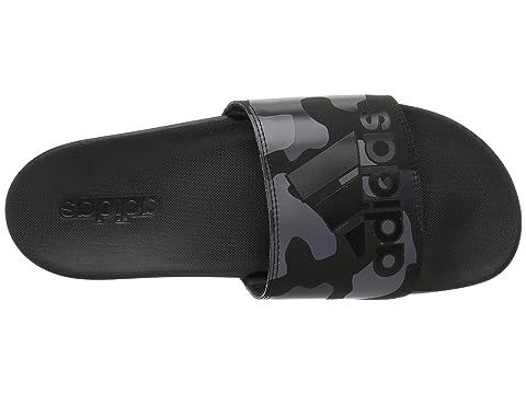 Adilette GR Carbono Blanco Adidas Link Negro CF dt4wUF6qZ