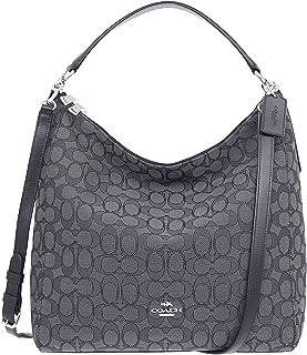 90241bfc001 Amazon.com  Coach - Shoulder Bags   Handbags   Wallets  Clothing ...