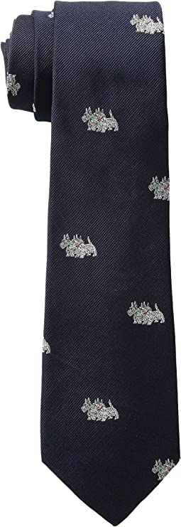 Scottie Dog Tie