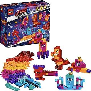 LEGO The Movie 2 Queen Watevra's Build Whatever Box, Multi-Colour, 70825