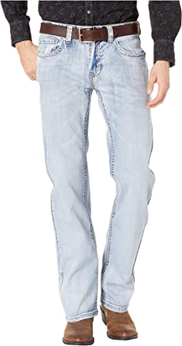 Reflex Pistol Jeans in Light Wash M1P8668