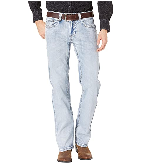 8b406935f358 Rock and Roll Cowboy Reflex Pistol Jeans in Light Wash M1P8668 at ...
