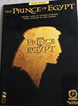 The Prince of Egypt (Easy Piano Vocal Selections) (1998-12-01)