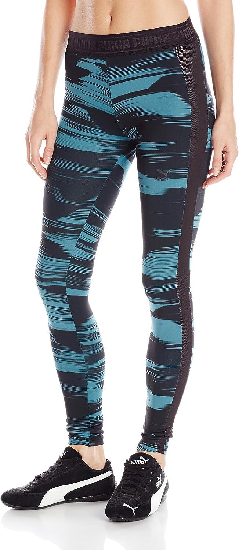 PUMA Women's Blurred Leggings