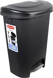 Best rubbermaid premium step-on trash can Reviews