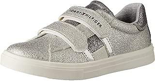 TOMMY HILFIGER Low Cut Glitter Velcro Sneaker Girls Low Cut Glitter Velcro Sneaker