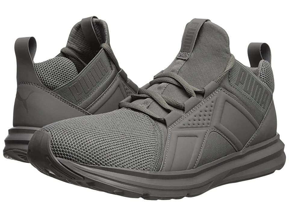 PUMA Enzo Mesh (Steel Gray) Men