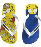Havaianas Kids - Top Simpsons Flip Flops (Toddler/Little Kid/Big Kid)