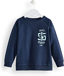 Marca Amazon - RED WAGON Sudadera Estampada Niños
