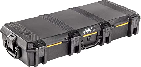 Vault by Pelican – V700 Rifle Case with Foam (Black)