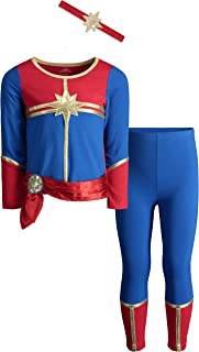 Amazon Com Captain Marvel Costumes Accessories Clothing Shoes Jewelry When earth is caught in the middle of an intergalactic conflict between two alien. captain marvel costumes accessories