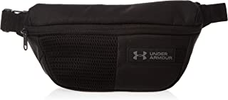 Under Armour Unisex-Adult Cross-Body Sling Bag, Dark Grey/Black - 1330979