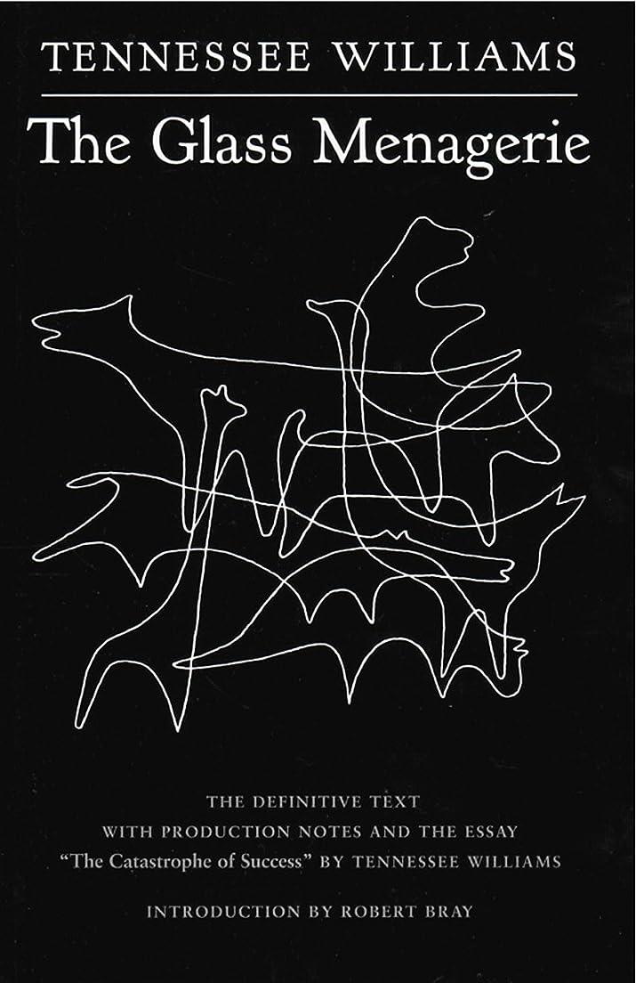 咲く裂け目支援するThe Glass Menagerie (New Directions Books) (English Edition)