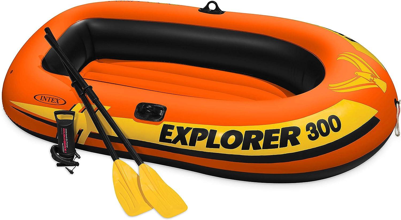 Intex Explorer Inflatable Max 68% OFF Dedication Series Boat