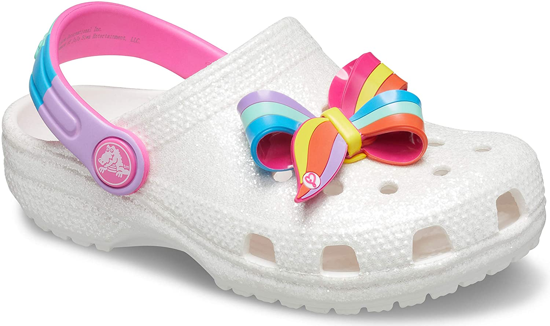 Crocs Unisex-Child Kids' Year-end gift Siwa JoJo Free shipping / New Clog