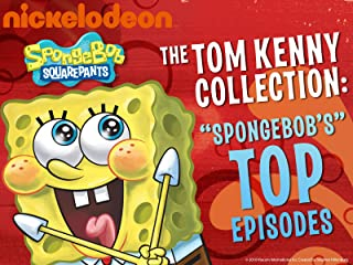 SpongeBob SquarePants: The Tom Kenny Collection