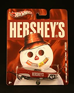 '59 CADILLAC FUNNY CAR HERSHEY'S Hershey's Hot Wheels 2011 Nostalgia Series 1:64 Scale Die-Cast Vehicle