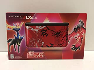 Nintendo Pokémon X & Y Limited Edition 3 DS XL (Red)