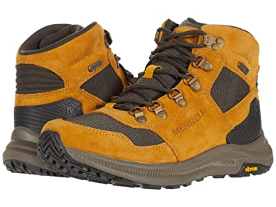 Merrell Ontario 85 Mid Waterproof (Gold) Men