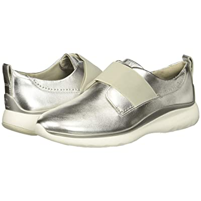 Cole Haan 3.Zerogrand Oxford (Argento Leather) Women