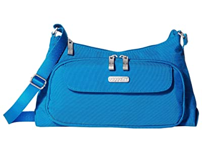 Baggallini Legacy Everyday Bagg (Director Blue) Cross Body Handbags