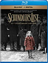 Schindler's List Blu-ray