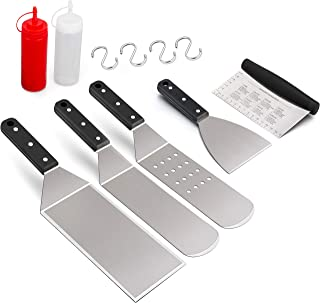 stainless steel griddle scraper