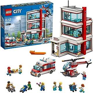 レゴ(LEGO)シティ レゴ(R)シティ病院 60204 ブロック おもちゃ