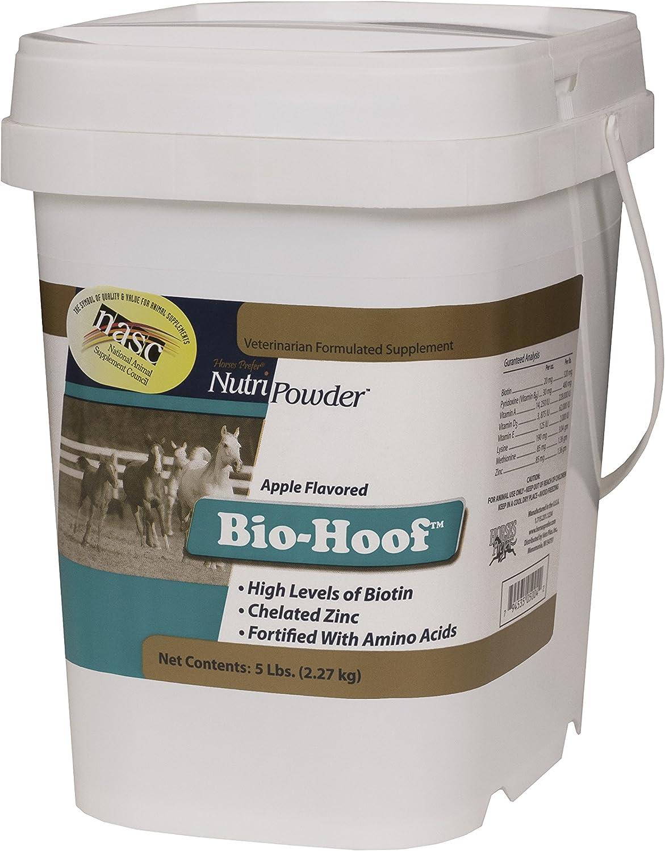 Free shipping New Sacramento Mall Vet's Plus Horses Prefer 5-Pound Bio-Hoof Powder