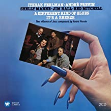 Previn: A Different Kind of Blues & It's a Breeze