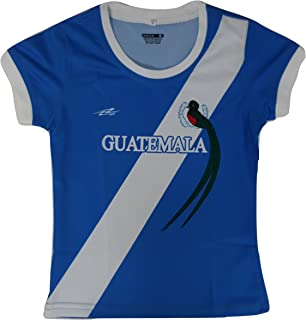 Arza Sports New Guatemala Girl's Soccer Jersey