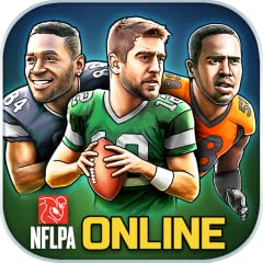 2017 - 2018 NFL Player rosters Online Multiplayer Manage and upgrade your team! Online Leagues Play anywhere