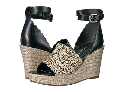 Matisse Roma Espadrille Sandal (Black Spots) Women